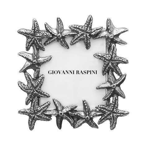 cornice raspini cornice raspini in bronzo bianco con stelle