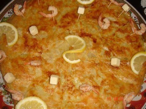 pastilla aux fruits de mer recettes a cuisiner le