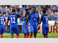 BREAKING France final squad for World Cup 2018 Vivaro News
