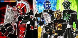 So how come the Kamen Rider/Masked Rider series couldn't ...