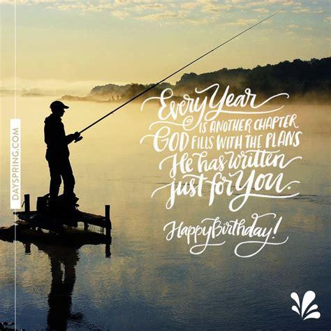 Ecards | Happy birthday fisherman, Birthday wishes for men ...