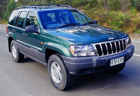 99 Jeep Grand by Used Jeep Grand Review 1996 1999 Carsguide