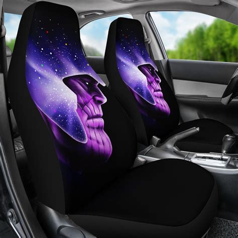 Thanos Car Seat Covers  The Child Hood Dream