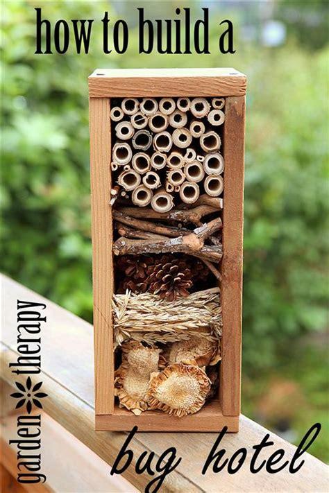 build  bug hotel  wwwgardentherapyca