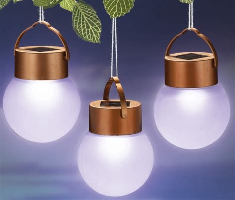 outdoor hanging solar led lights fresh garden decor