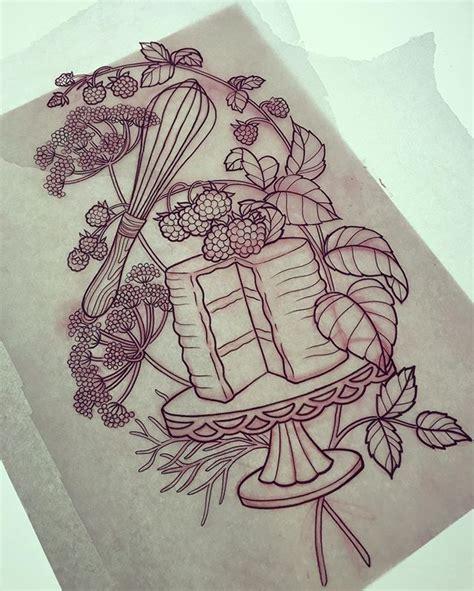 tatouage cuisine 1000 idées à propos de pastry sur