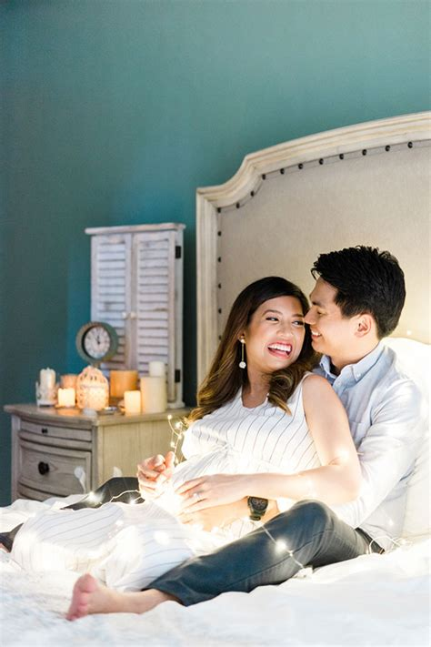 minimalist maternity shoot philippines mommy family blog