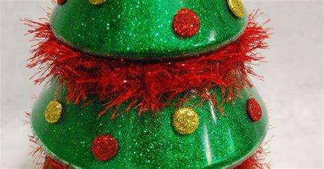 my creativit diy glitter christmas tree