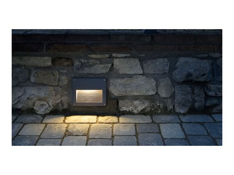 recessed led wall light pathway lighting ireland by veelite