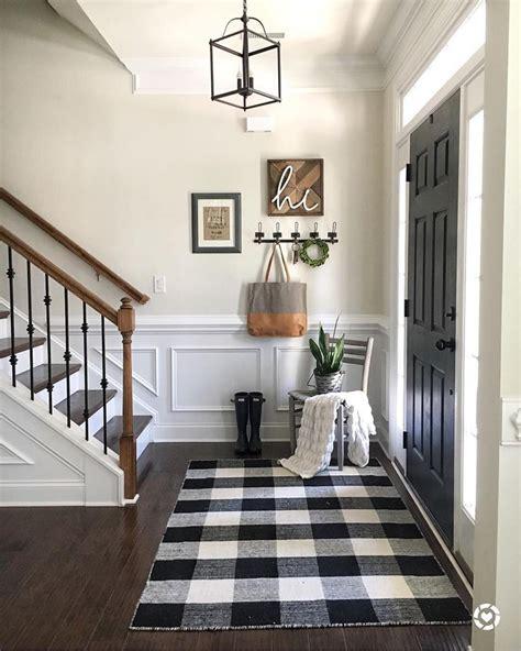 Black And Decor - buffalo check black white year home decor ideas