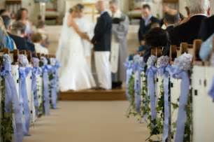 wedding pew bows church pew decorations project wedding forums
