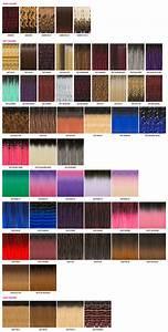Fs Chart Color Chart