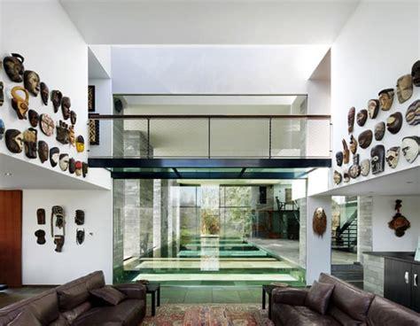 modern home design  african influences