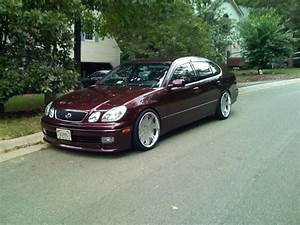 2001 Lexus GS 300 Information and photos ZombieDrive