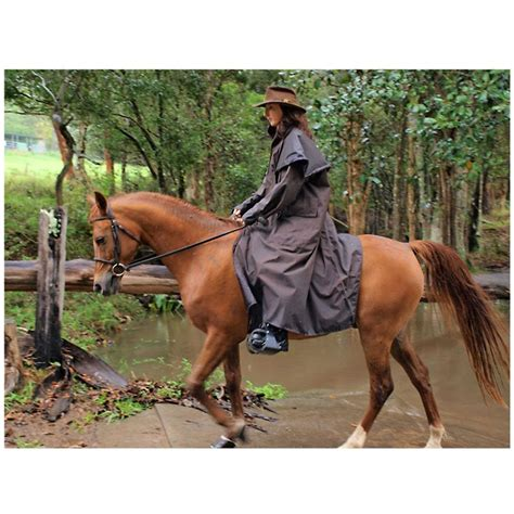 rain slicker muddy duster creek raincoat long waterproof jacket coat horseback outfitterssupply