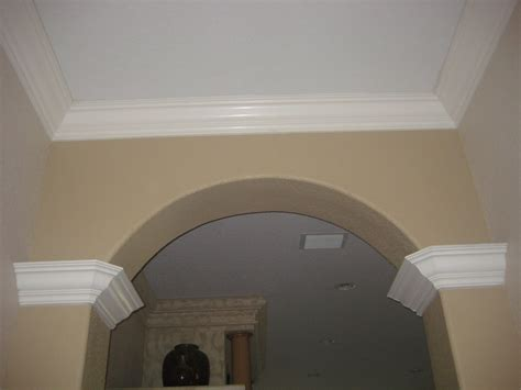 Sometimes The Crown Molding Is Design As Unique As They
