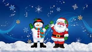 Christmas Santa Claus Wallpaper HD Pictures – One HD ...