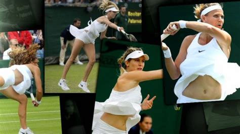 Female Tennis Players Crying 'Fault!' Over Nike's Skimpy ...