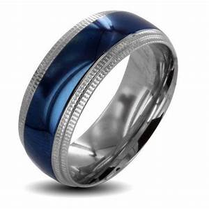 walmart men39s silver spinner wedding bands west coast With wedding rings for men at walmart