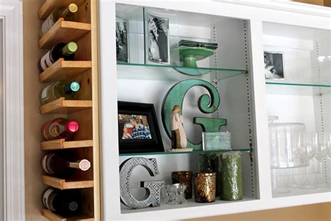 wall painting ideas for kitchen amazing diy wine storage ideas