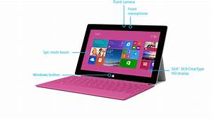 Microsoft Surface 2 Features