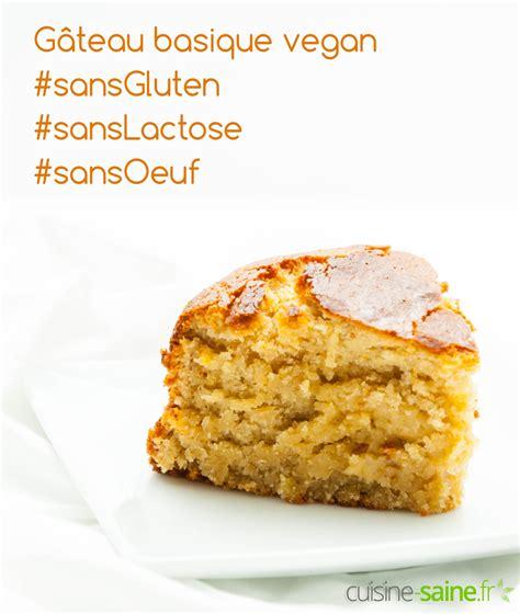 recette de cuisine gâteau à étages sans gluten sans lait sans œuf et vegan