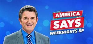 'America Says' is GSN's newest mediocre game show ...