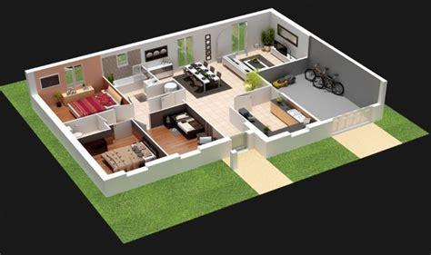 appartement deux chambres 5 plans pour construire votre propre maison