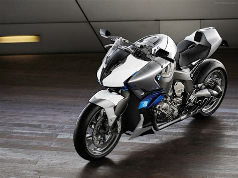 Bmw Motorrad Concept 6 Exotic Bike Wallpapers #02 Of 32