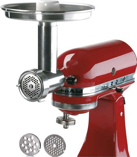 grinder kitchenaid attachment food stand metal mixers jupiter kitchen mixer parts amazon accessories
