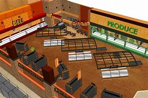NEW Project Page Maxi Foods Supermarket Design