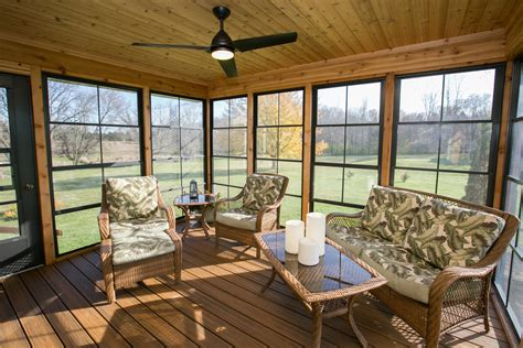 Sunroom Remodel Ideas by Lake Elmo Remodel And Sunroom Jg Hause Construction