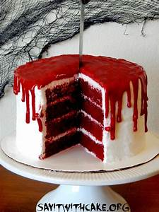 13 scary cakes