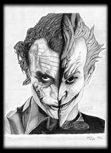 Joker's from the Dark Knight and Arkham Asylum! by ...