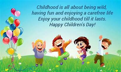 Happy Children Childrens Quotes Messages Wishes Childhood