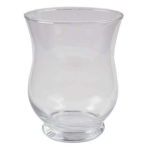 glass candle holders ashland 174 glass hurricane candle holder