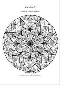 mandalas für kinder zum ausdrucken mandalas zum ausdrucken f 252 r erwachsene ausmalbilder vorlage mandala 6 pdf kostenlos zum