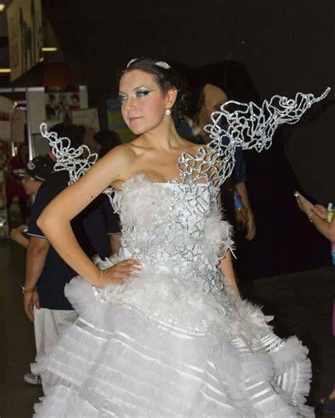 the hunger katniss everdeens wedding dress costume wedding dress ideas