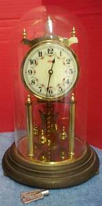 Kundo 1950s Anniversary Clock Made In West Germany With