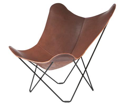 chaise papillon cuero fauteuil le papillon chaise design fauteuil