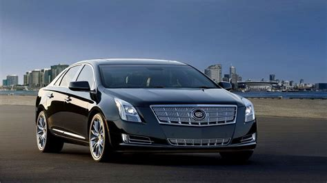 2016 Cadillac Xts V-sport Platinum Twin Turbo