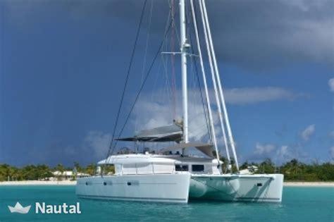 Catamaran Nassau by Catamaran Rent Lagoon In Nassau Bahamas Nautal