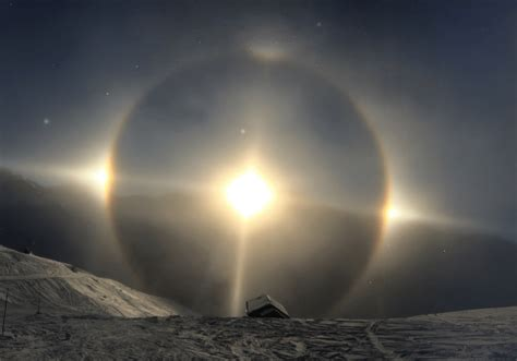Sun Aura Photos And What They Tell Us