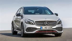 Mercedes A 250 : 2016 mercedes benz a class a 250 sport amg line polar silver front hd wallpaper 7 ~ Maxctalentgroup.com Avis de Voitures