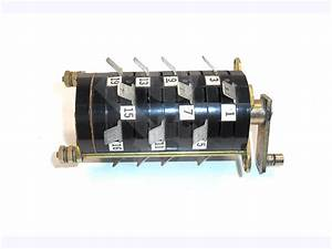 698b822h01 Westinghouse Auxiliary Switch Assembly 5no  5nc