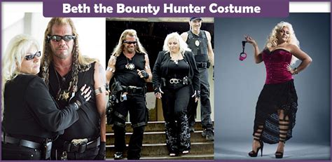 beth the bounty hunter costume a diy guide cosplay savvy