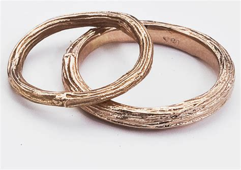 Wedding Bands Sets For Him And Her White Gold