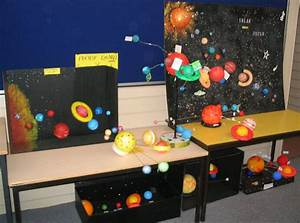 Shoebox Diorama Solar System (page 2) - Pics about space