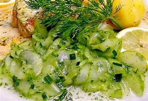 Essig Und Öl : gurkensalat mit essig und l rezept mit bild von jill ~ Eleganceandgraceweddings.com Haus und Dekorationen