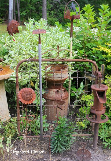 Dana Fun Outdoor Junk Decor Gardens Organized Clutter